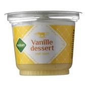 Melkan Vanille Dessert Met Room