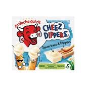 La Vache qui rit Cheez Dippers Smeerkaas Naturel