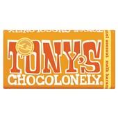 Tony's chocolonely Melk Karamel Zout