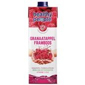 Healthy People Vruchtensap Framboos-Granaatappel
