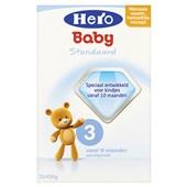 Hero Baby Opvolgmelk 3 Standaard