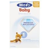 Hero Baby Flesvoeding 1 Standaard