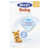Hero Baby Opvolgmelk 2 Standaard