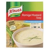 Knorr Mosterdsoep Romig