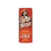 Captain Morgan Rum Cola