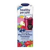 Healthy People Vruchtensap Blauwe Bosbes Framboos
