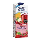 Healthy People Vruchtensap Cranberry