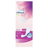 Tena Lady Incontinentie Inlegkruisjes Ultra Mini Plus