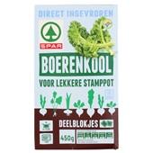 Spar Boerenkool Deelblokjes