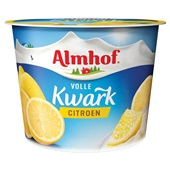 Almhof Kwark Citroen