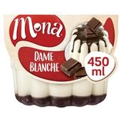 Mona Pudding Dame Blanche