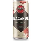 Bacardi Oakheart Cola