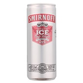 Smirnoff Vodka Ice