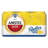 Amstel Radler Bier 0,0% Blik 6X33 Cl