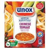 Unox Soep In Zak 1 Persoons Chinese Tomaat