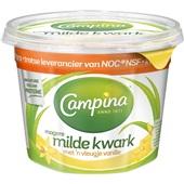 Campina kwark mager vanille