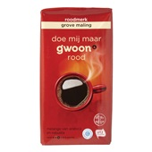 Gwoon snelfilter  rood grove maling