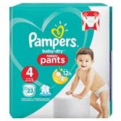 Pampers baby dry pants luierbroekjes maxi 4