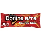 Doritos Chips Bits Honey Bbq