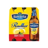 Bavaria Radler Lemon 6X30CL