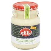 Devos -Lemmens Mayonaise Citroen achterkant