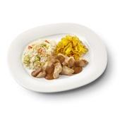 Culivers (7) kip satésaus, atjar ananas en nasi goreng gluten- en lactosevrij