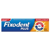 Fixodent Plus kleefpasta Dual power