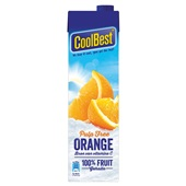 Coolbest coolbest orange pulp free