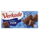 Verkade chocoladereep Intens Puur