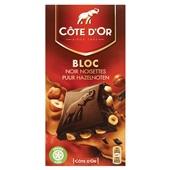 Côte d'Or Bloc chocolade Puur Hazelnoten
