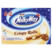 Milky Crispy Rolls