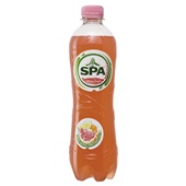 Spa Fruit frisdrank Citrus 500ML voorkant
