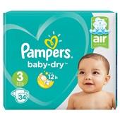 Pampers baby dry luiers 3 Midi