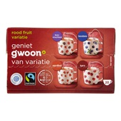 Gwoon thee 1-kops rood fruit variatiebox