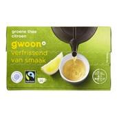 Gwoon thee 1-kops groene thee citroen