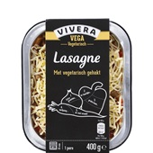 Vivera lasagne bolognese