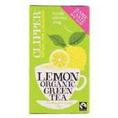 Clipper thee lemon green tea