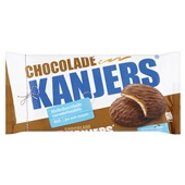 Kanjers wafels chocolade karamel