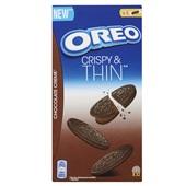 Oreo Crispy & Thin chocolade
