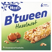 Hero B'tween granenreep Hazelnoot