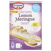 Dr. Oetker taartmix Verwen Lemon Meringue