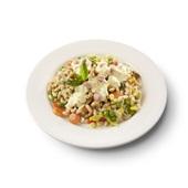 Culivers (108) volkorenmacaroni met ham en kaas en Toscaanse groentemix zoutarm