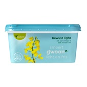 Gwoon margarine bewust light kuip