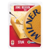 Milner kaas stuk licht gerijpt