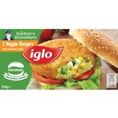 Iglo kapitein's klassiers veggie burger