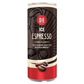 Douwe Egberts ice coffee espresso