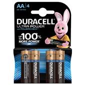 Duracell batterijen ultra power alkaline AA