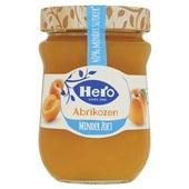 Hero abrikozenjam minder zoet