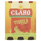 Claro bier tequila flavoured
