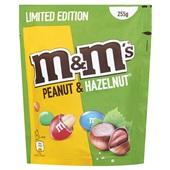 M&M'S chocolade peanut & hazelnut